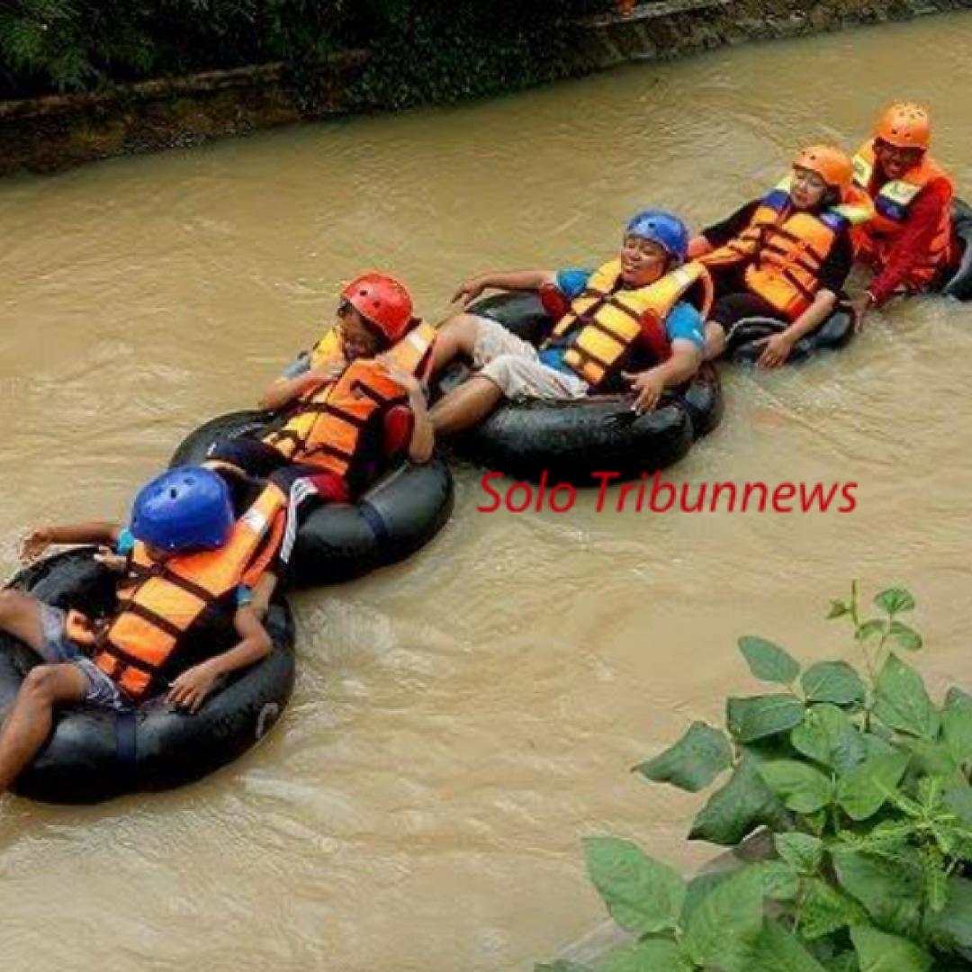 Bukan Hanya Yogyakarta, Sukoharjo Juga Punya Wisata Air
