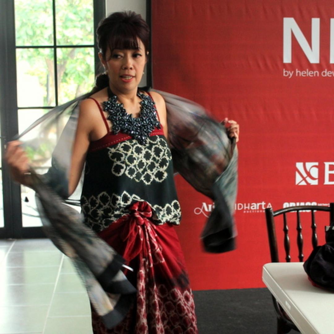 Lewat Gerakan Indonesia Bersih, Desainer Ini Ajak Masyarakat Cintai Lingkungan