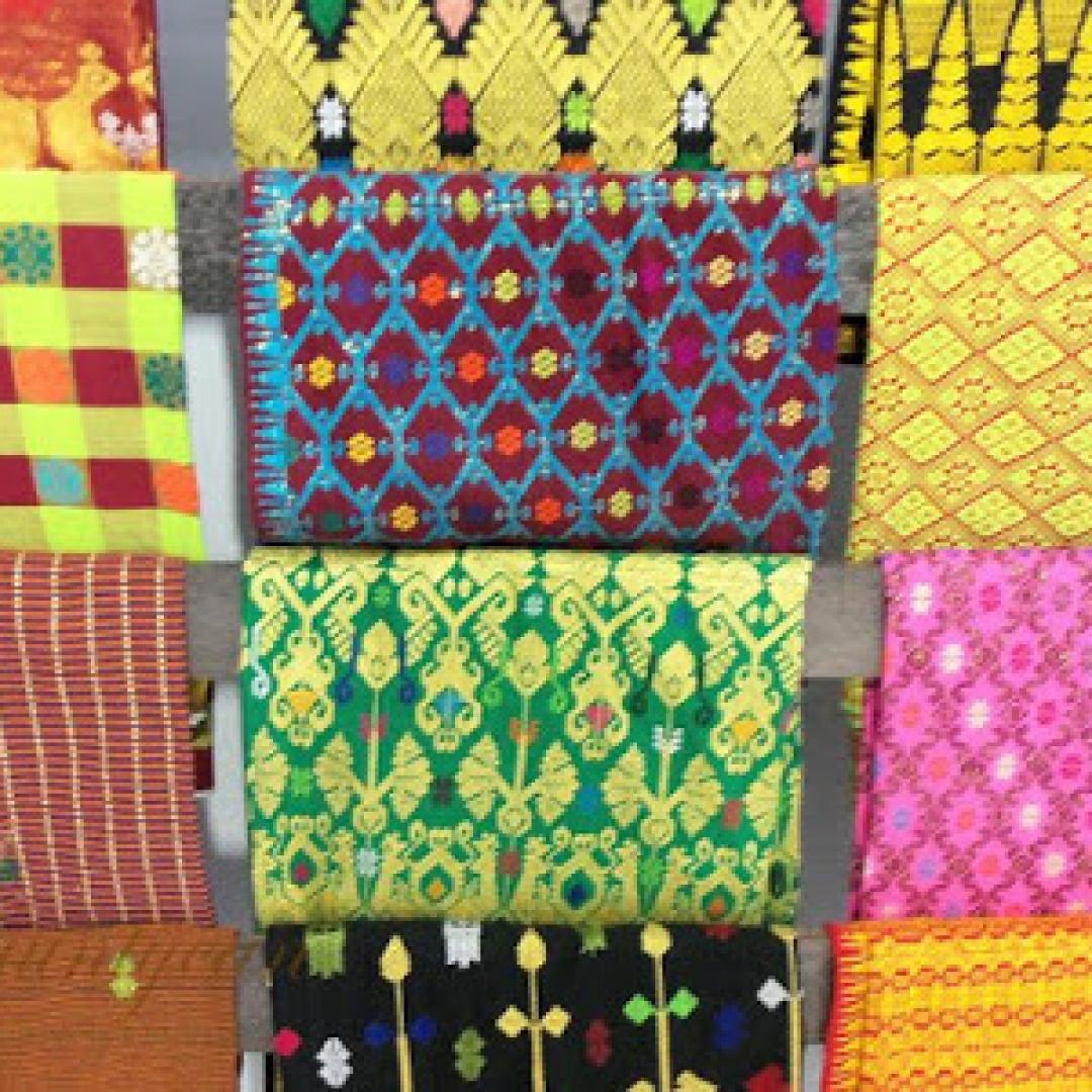 Batik Sasambo yang Dibalut dengan Cita Rasa Kekinian