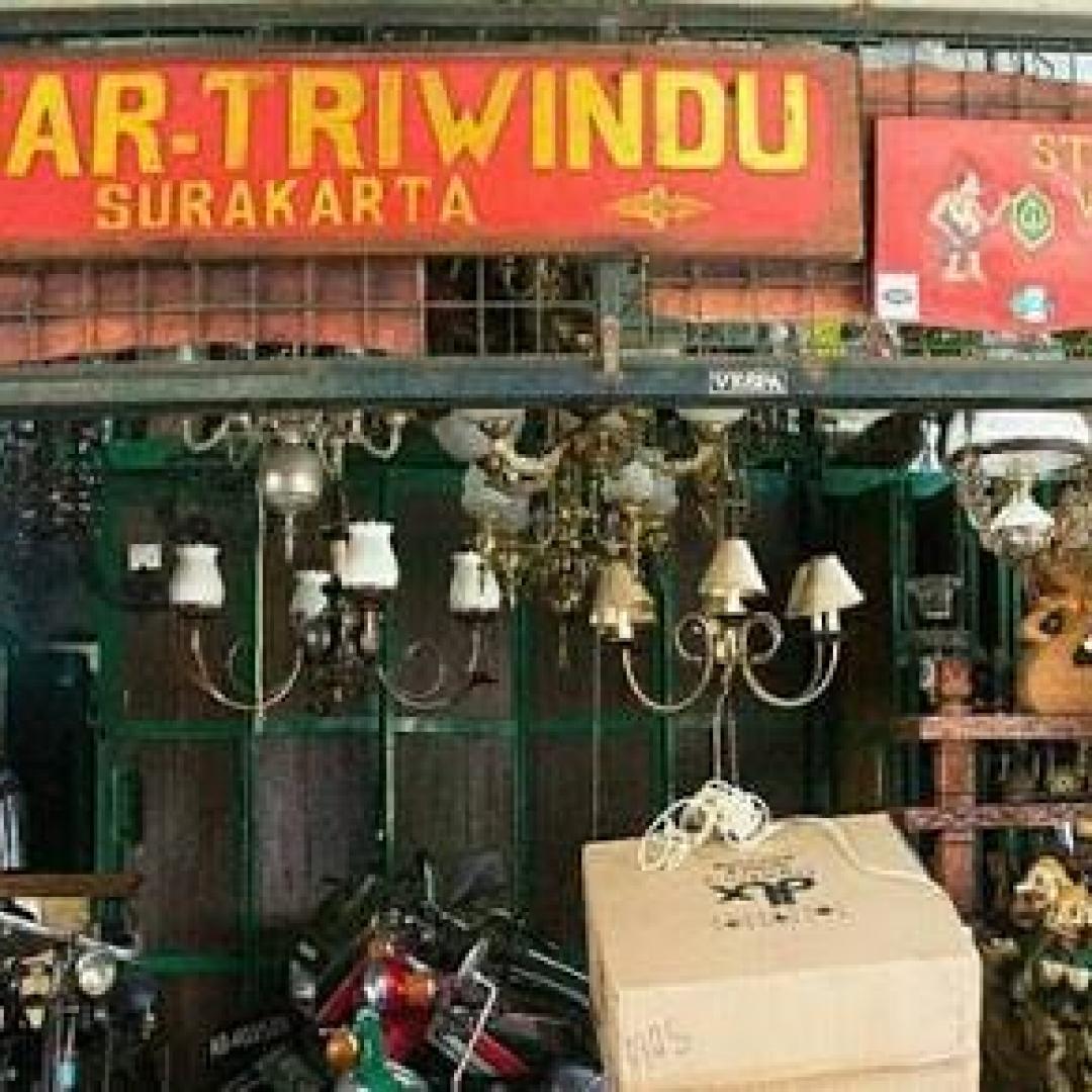 Wisata Unik di Solo, Berlibur sambil Mengenal Sejarah di Pasar Triwindu