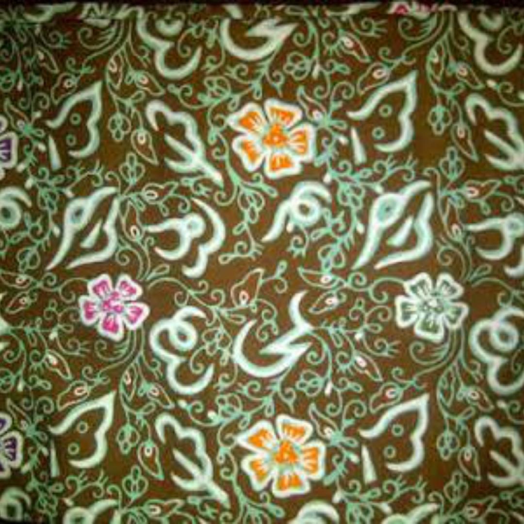 Pesona Keindahan Kain Batik Besurek dari Bumi Rafflesia