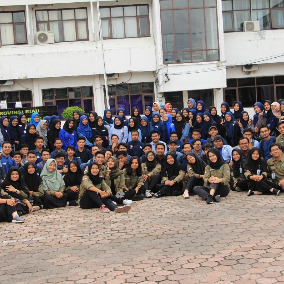 Komunitas di Riau Berupaya Cetak Generasi Milenial Tangguh, Berempati, dan Santun