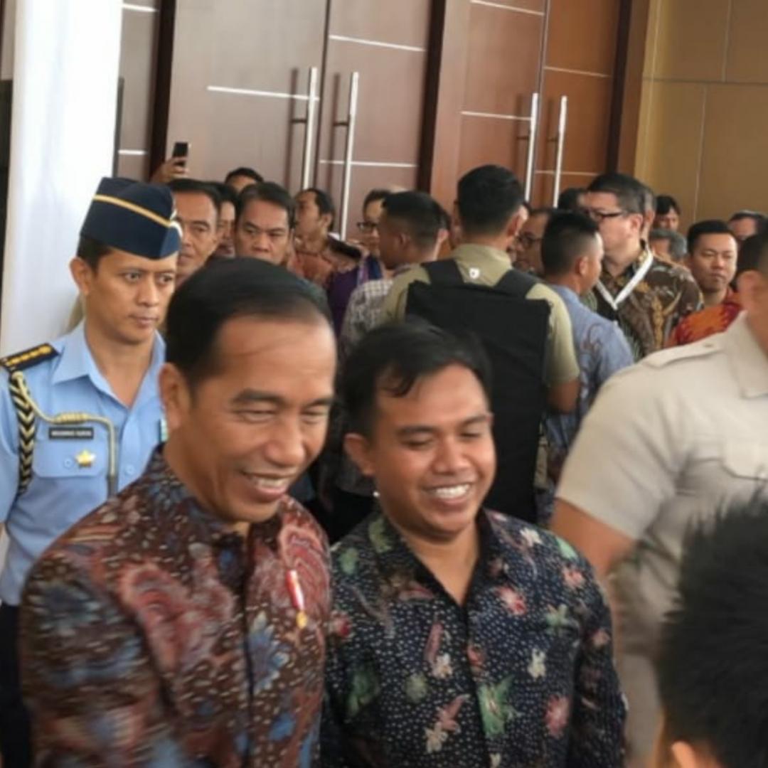 Jokowi Meriahkan Puncak Hari Pers Nasional 2019 di Surabaya