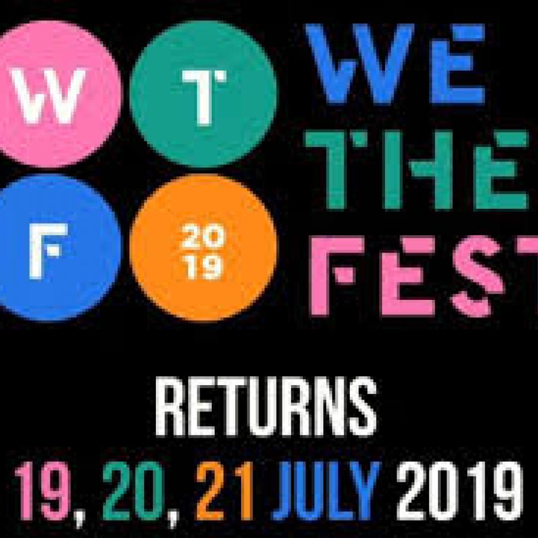 We The Fest 2019 Akan Diselenggarakan Juli