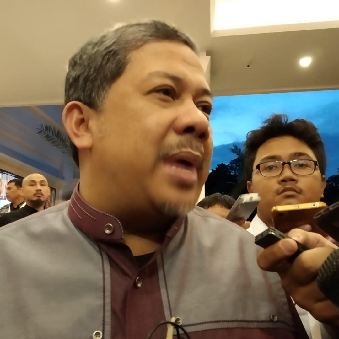 Fahri Hamzah Dukung Jokowi dan Prabowo di Pilpres 2019