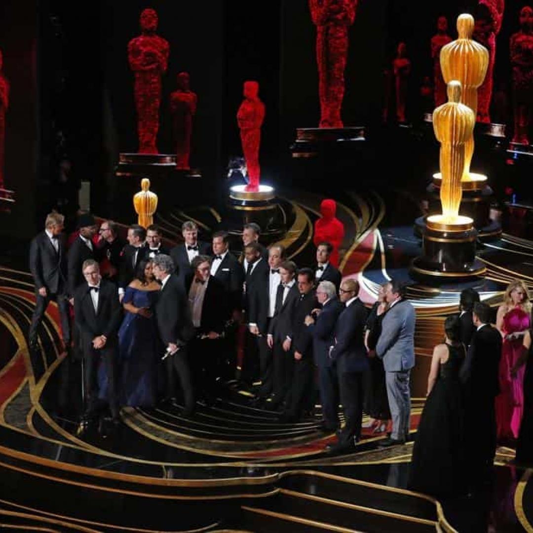 Daftar Pemenang Oscars 2019