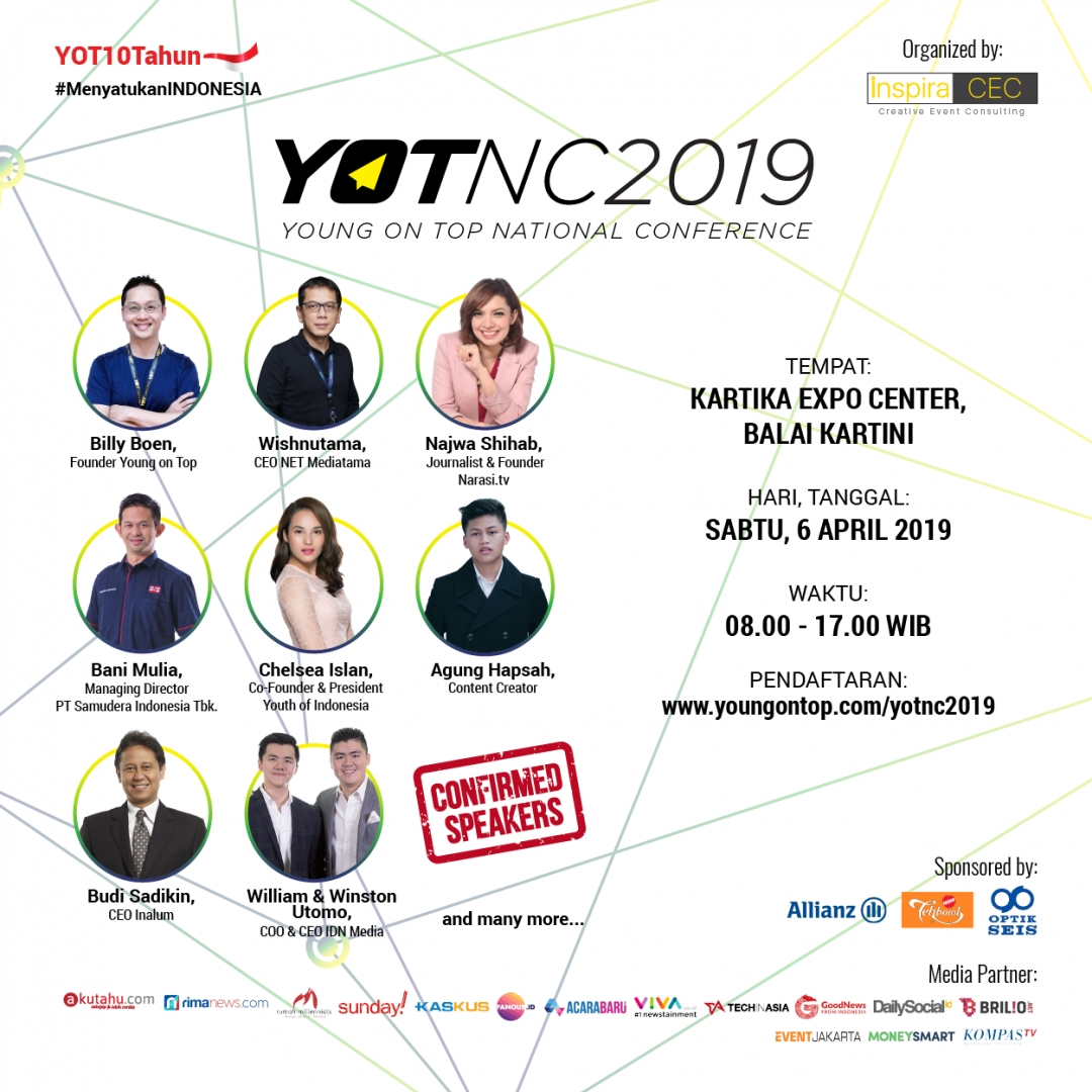 Young On Top National Conference 2019