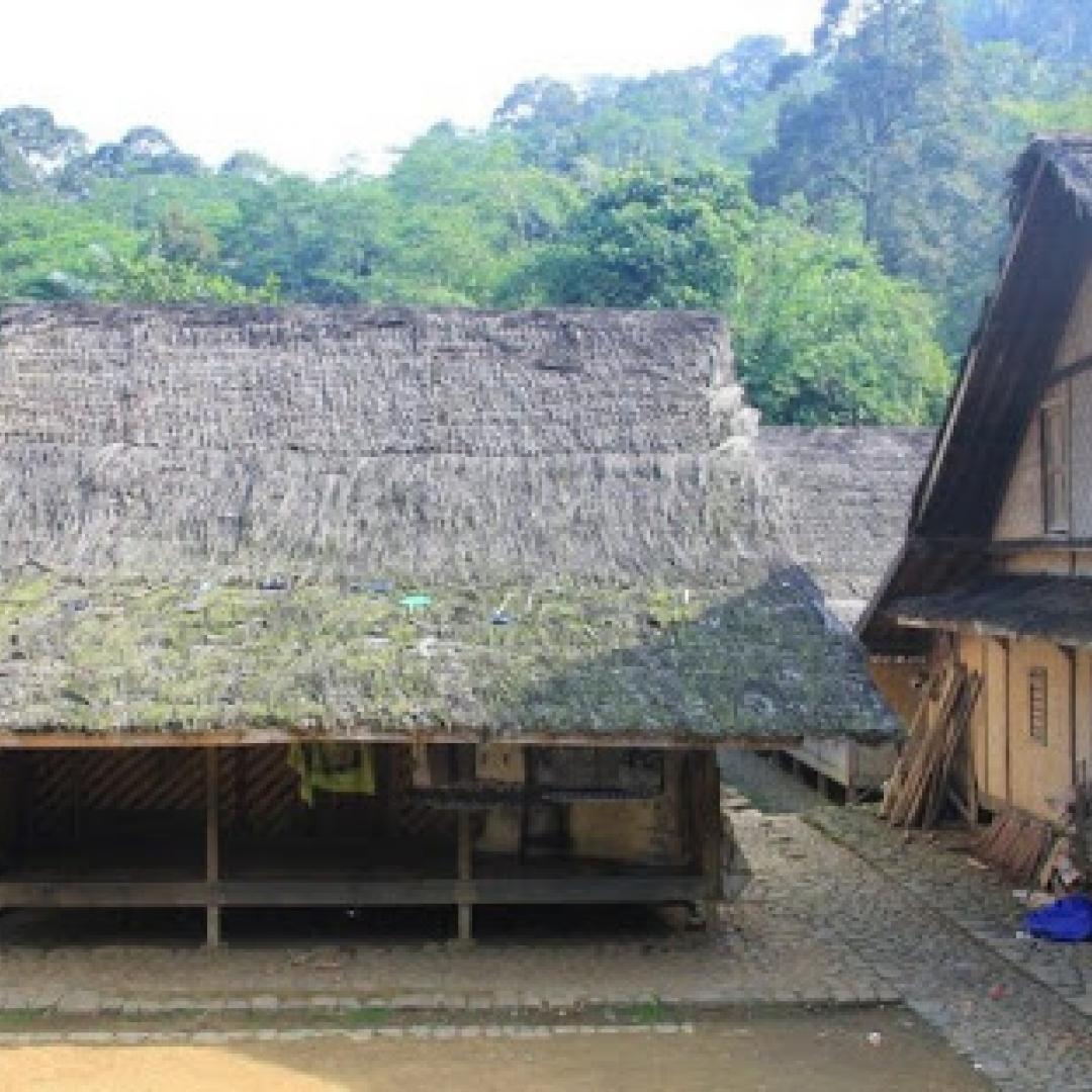 Tukar Pakai Rumah, Aturan Khas Suku Baduy