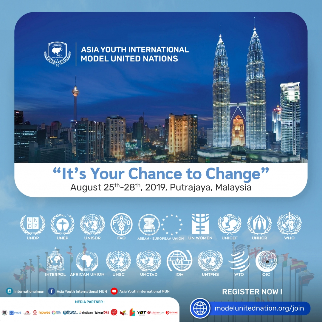 Asia Youth International Model United Nations