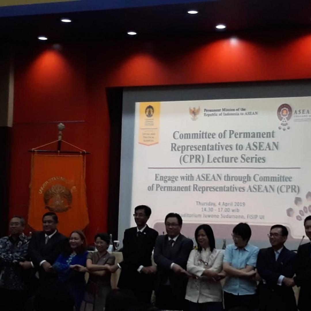 Negara-negara ASEAN Bangun Identitas Bersama