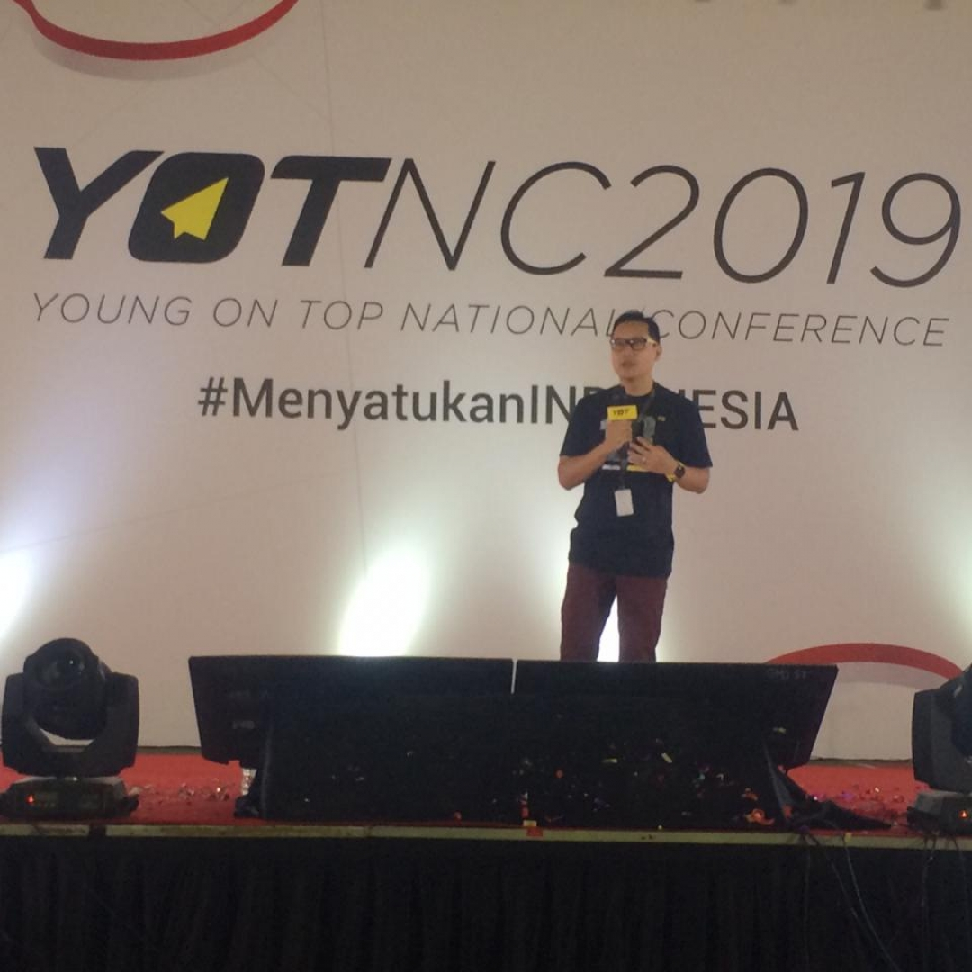 Ini Rahasia Billy Boen Dirikan Young on Top