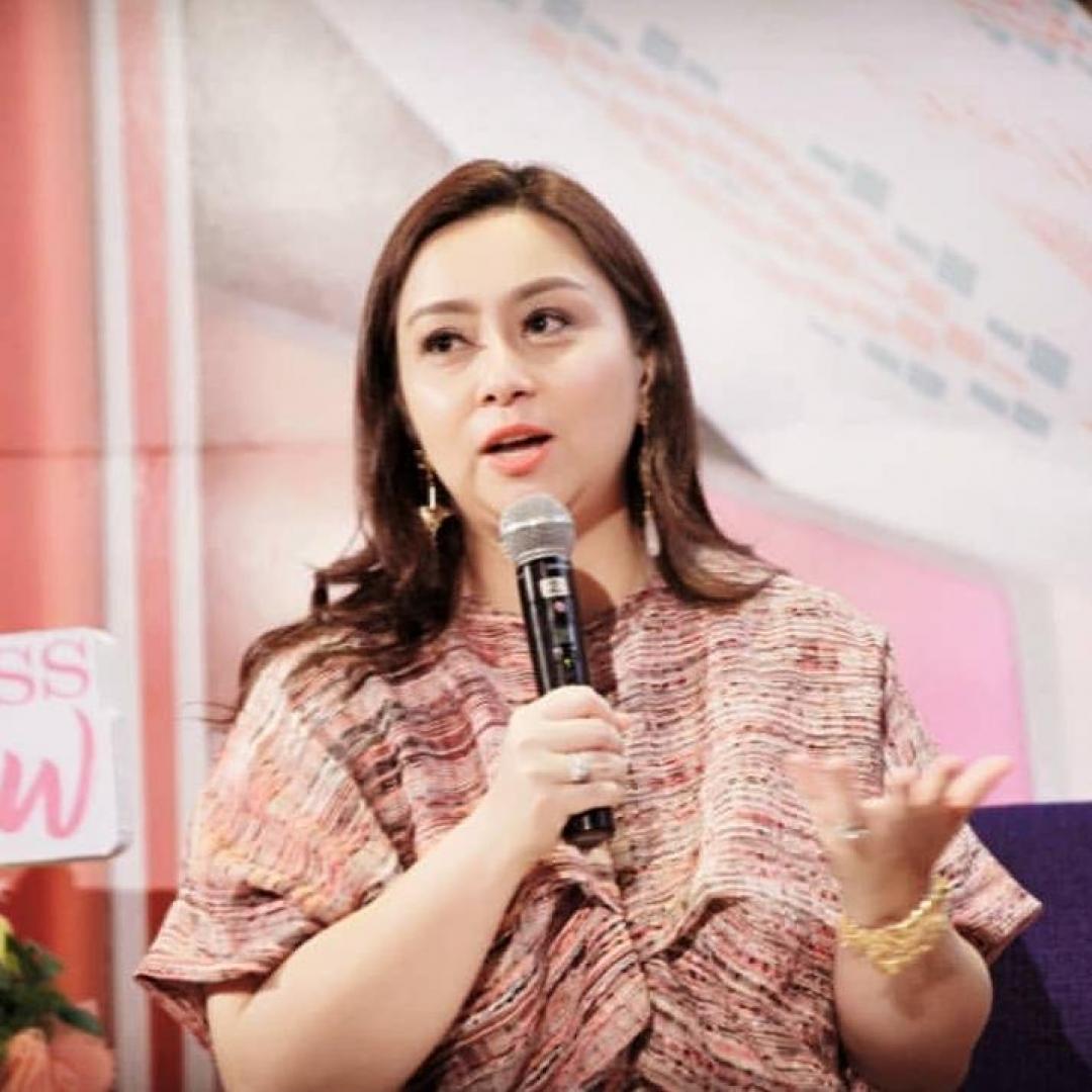 Cerita Wulan Tilaar Berbagi Tips Menjadi Wanita Karir
