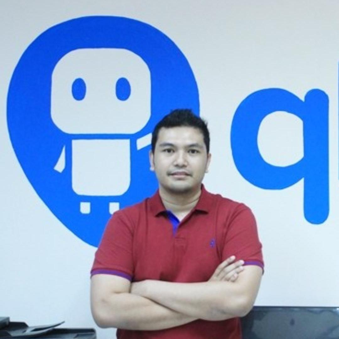 Jakarta Smart City 2020, Rama Raditya Bangun Aplikasi Berdampak Positif