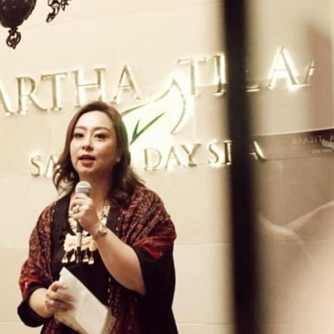 Wulan Tilaar: Jadi Penerus Bisnis Raksasa Tak Selamanya Indah