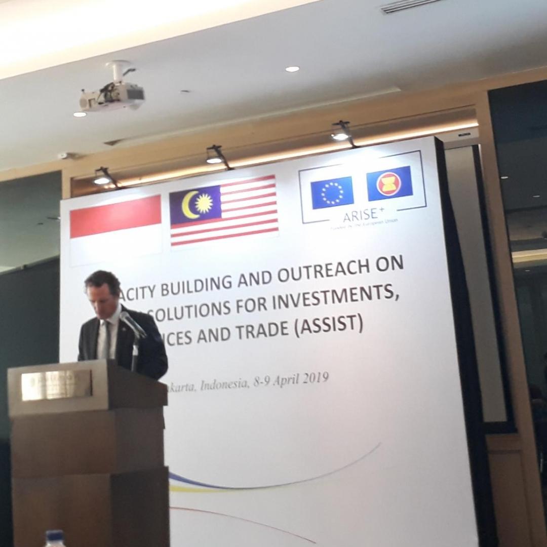 Bantu Negara ASEAN, ASSIST Diluncurkan