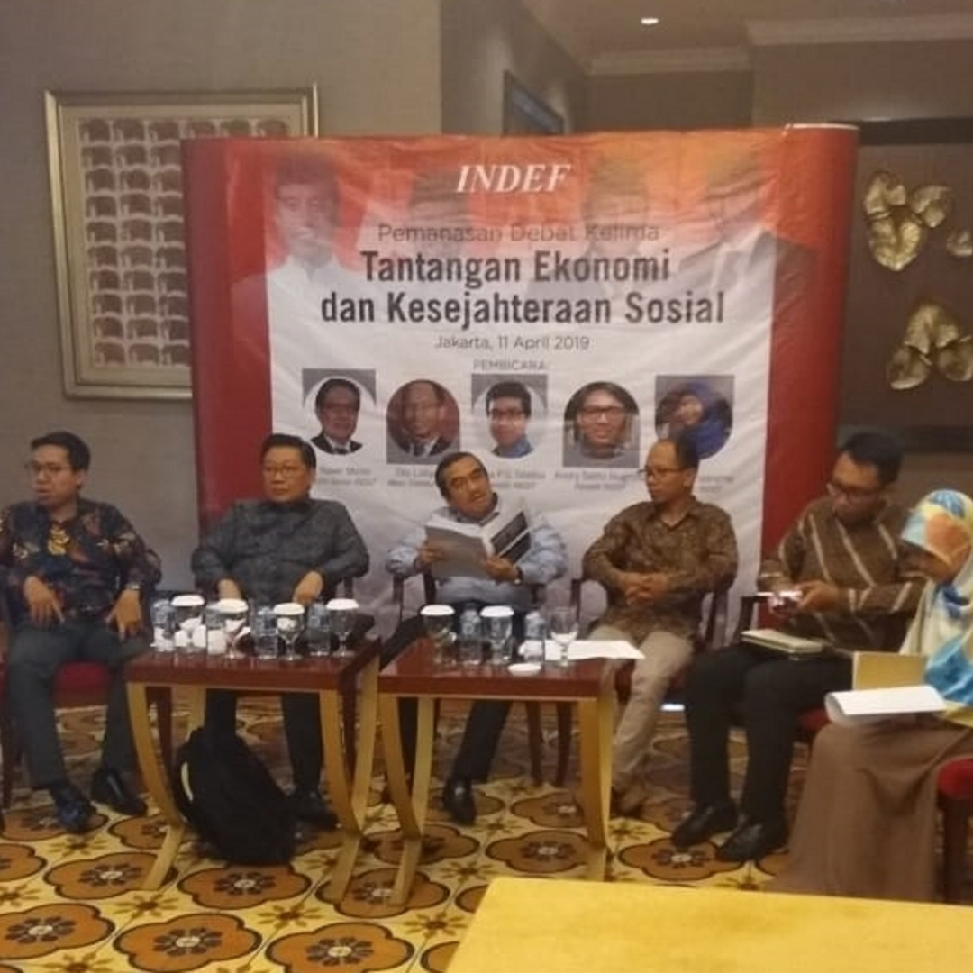 Jelang Debat, Jokowi dan Prabowo Diharapkan Kuasai Masalah Ekonomi Indonesia