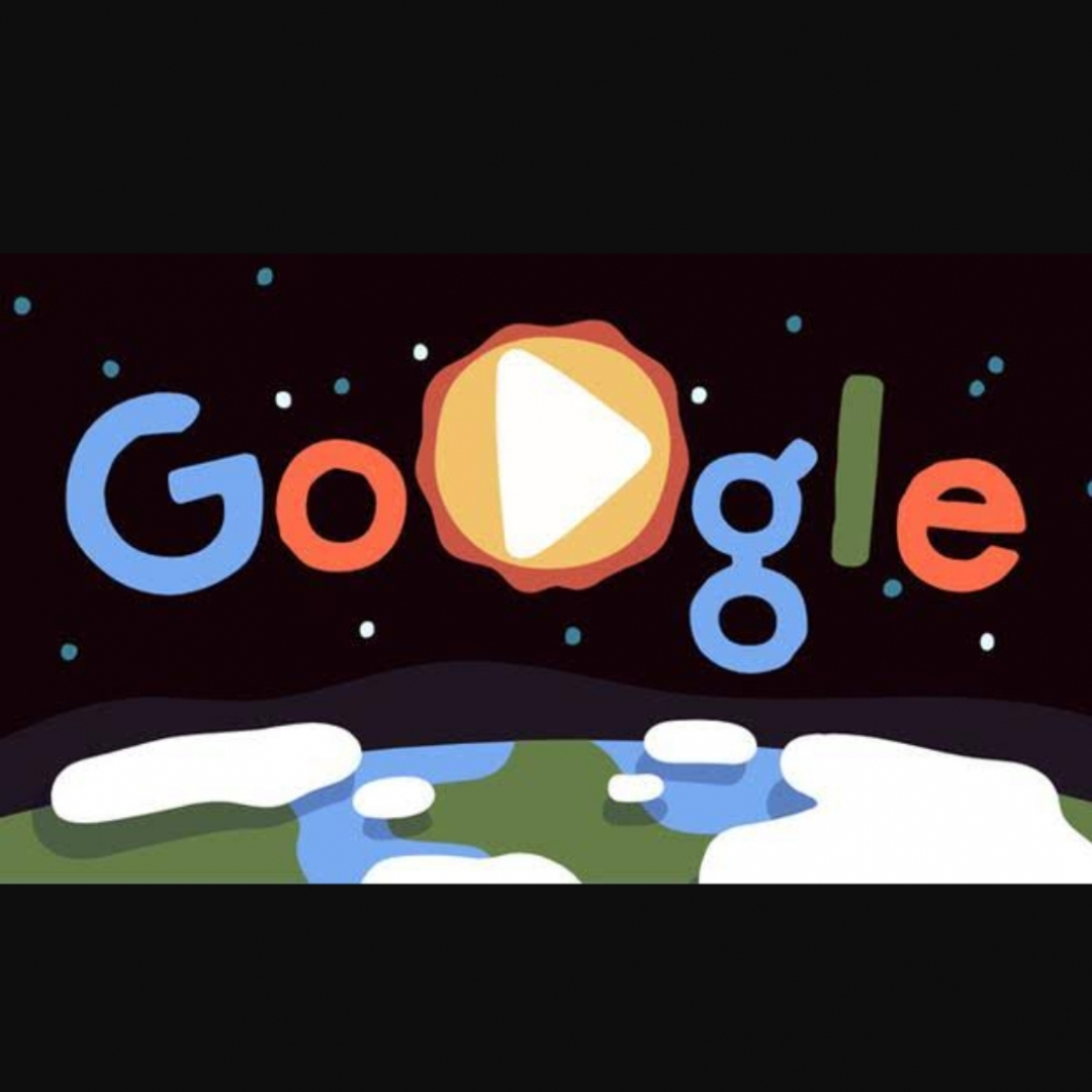 Peringati Hari Bumi 2019, Google Bikin Doodle Lucu