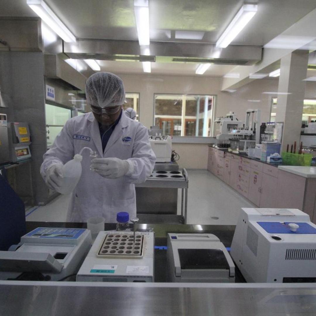 Produksi Obat Kanker, Perusahaan dengan Kualitas Terbaik Dunia Ada di Indonesia