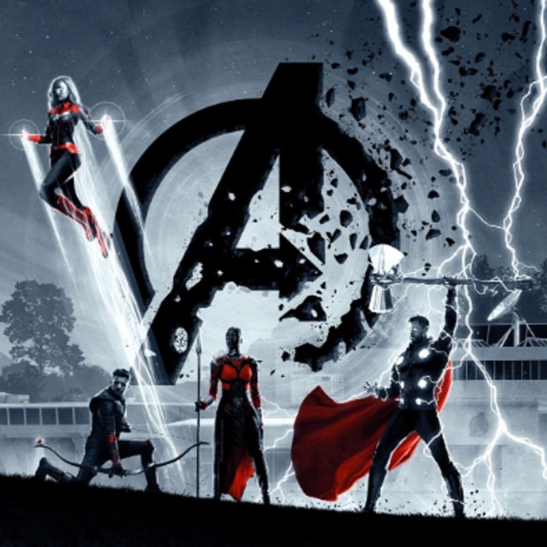 Avengers: Endgame Pecahkan Rekor Dunia