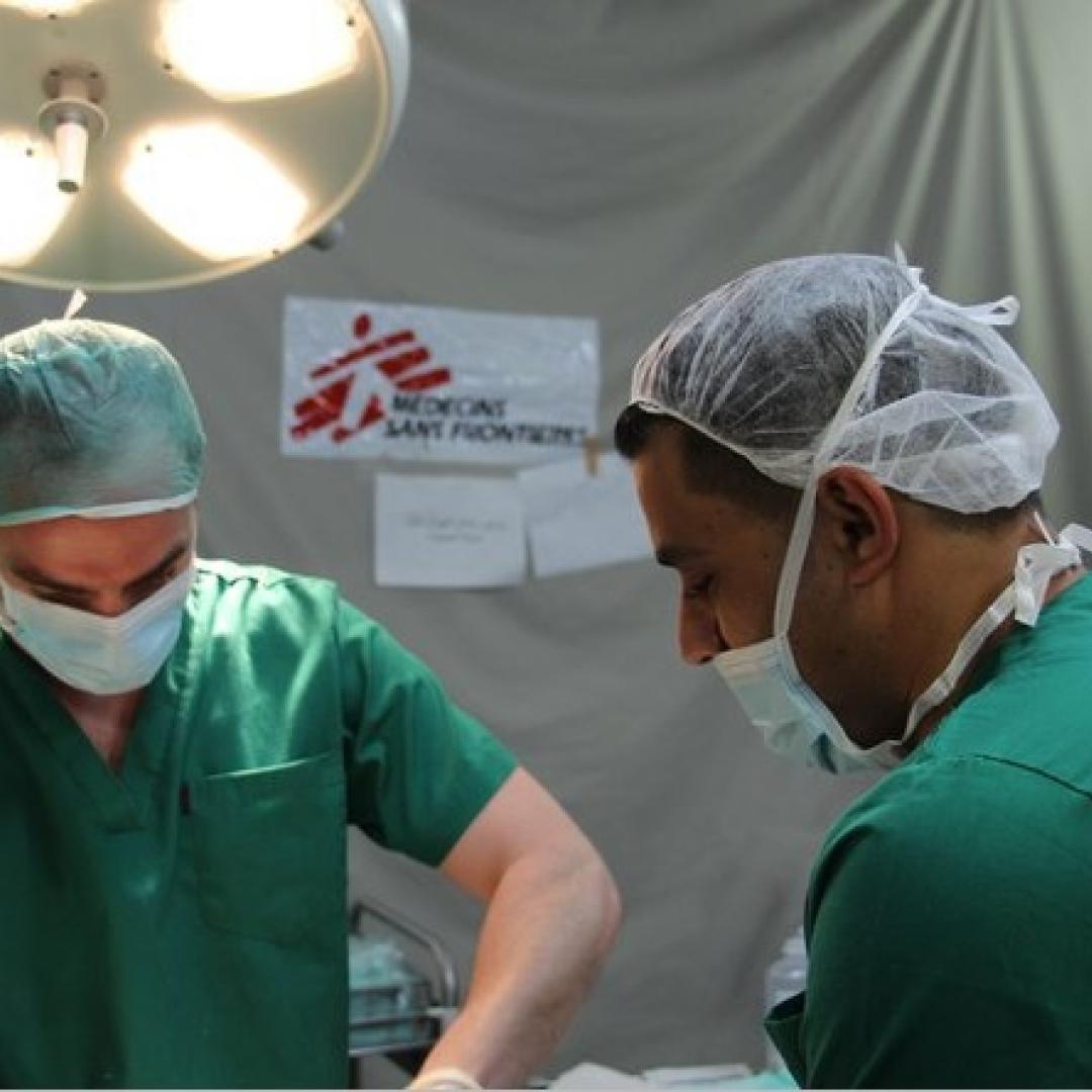 Dedikasi Dokter Lintas Batas di Gaza