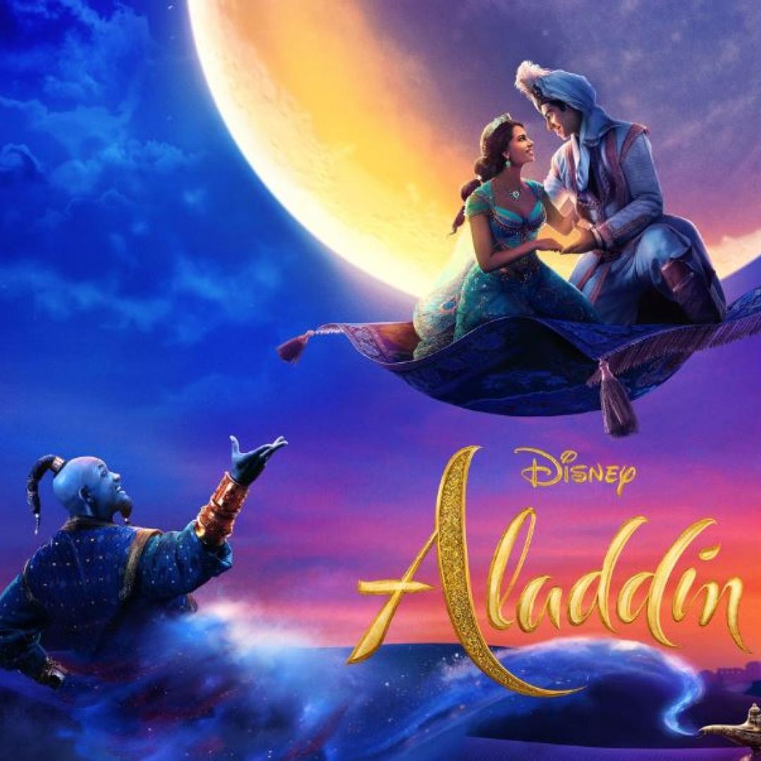Aladdin, Kisah Cinta dari Negeri 1001 Malam yang Sukses