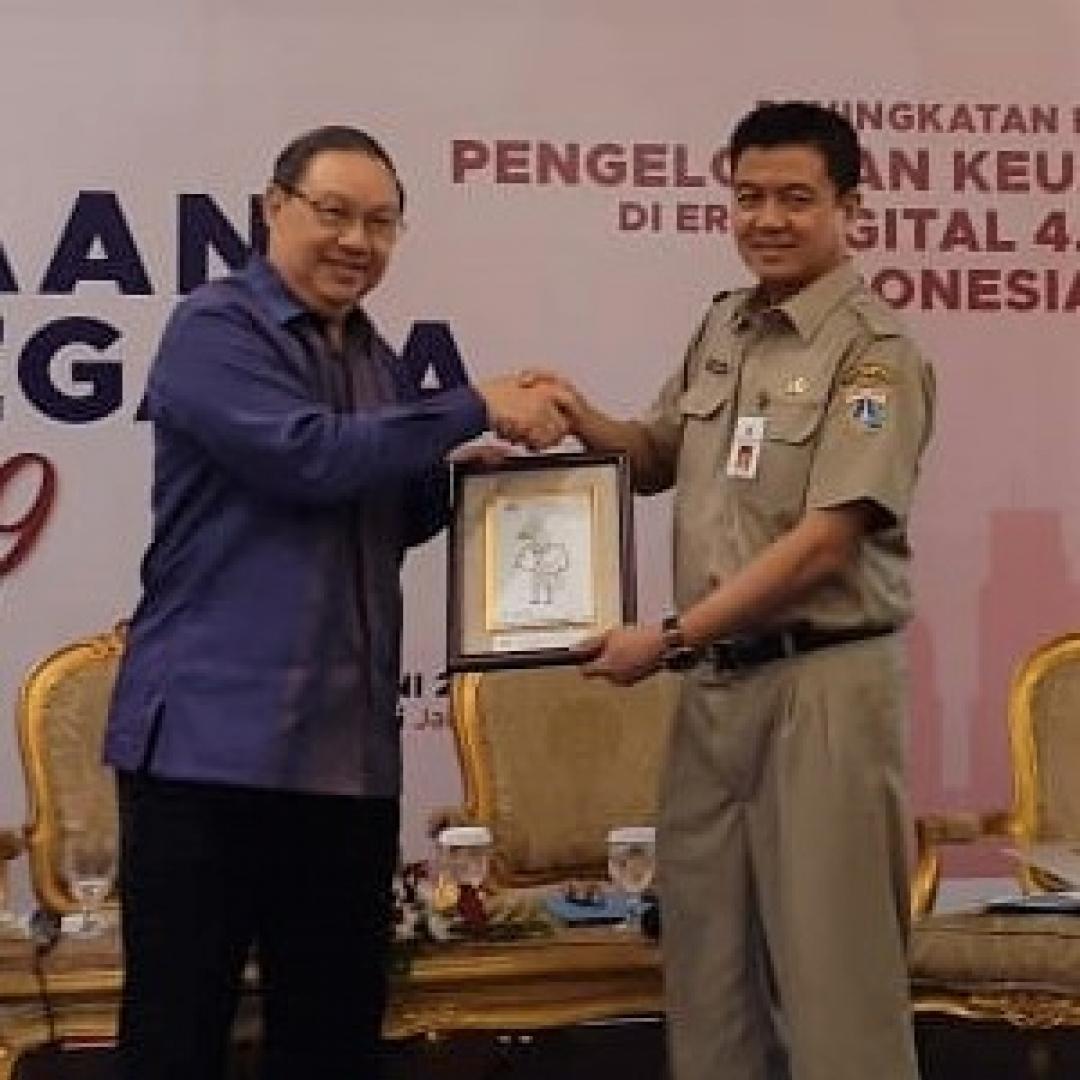 Langkah Ampuh Pemda DKI Jakarta Kelola APBD Besar