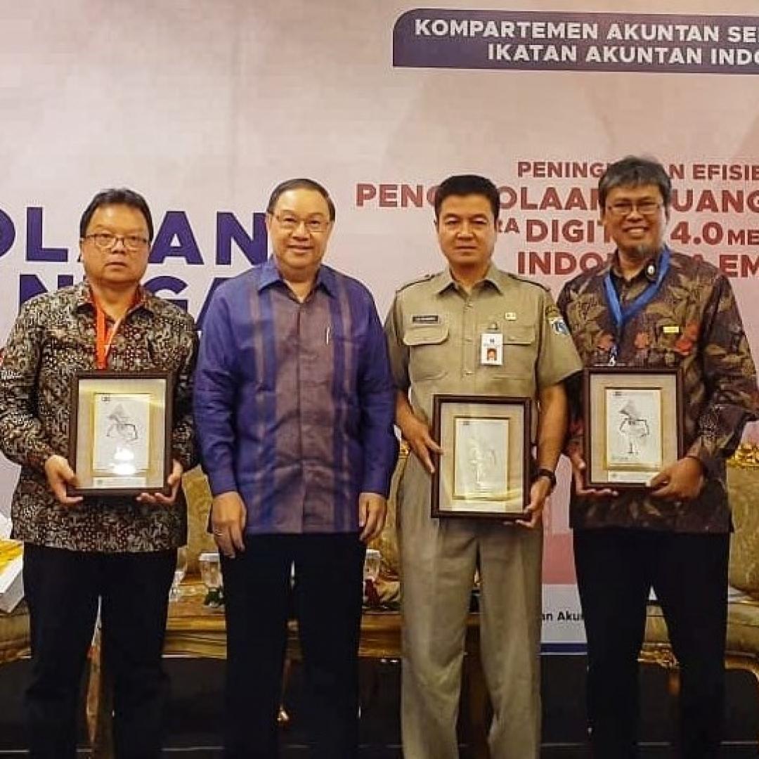 Serius Gunakan IT, Pemprov Jawa Barat Sukses WTP 8 Kali