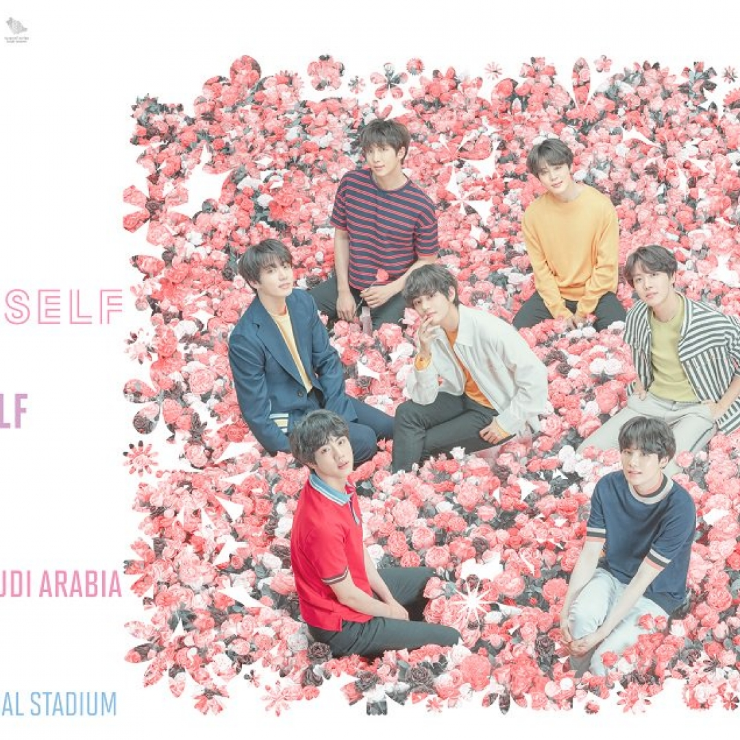Mengikuti Jejak Suju, BTS Gelar Konser di Arab Saudi