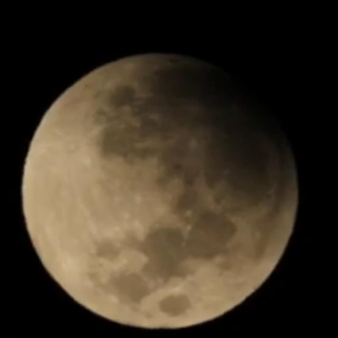 Terlihat di Indonesia, Peneliti LAPAN: Gerhana Bulan Ini Unik