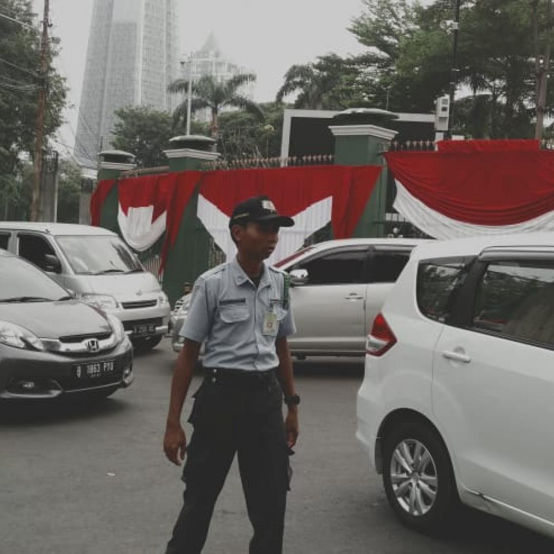 Sidang Tahunan MPR 2019, Keamanan di Gedung DPR/MPR Ditingkatkan