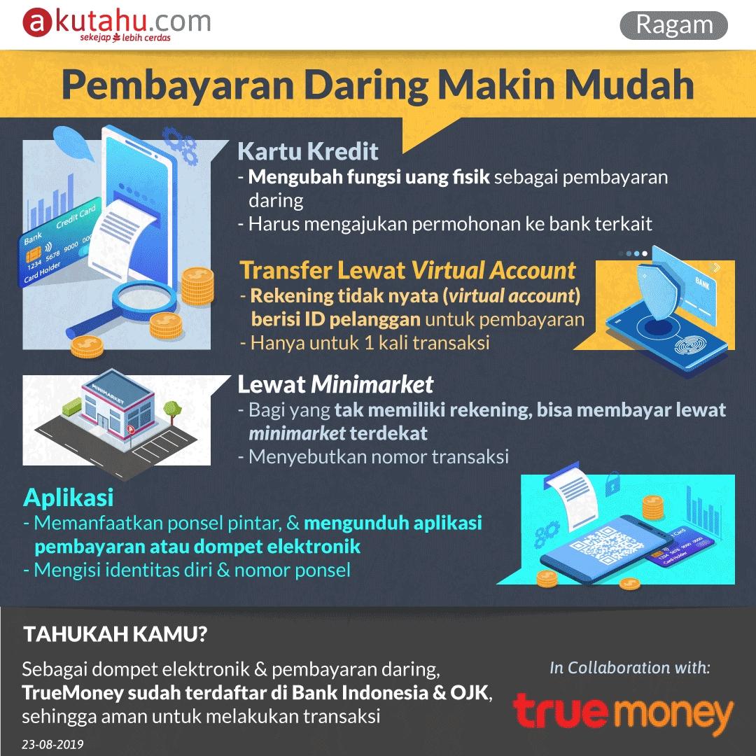 Pembayaran Online Makin Mudah