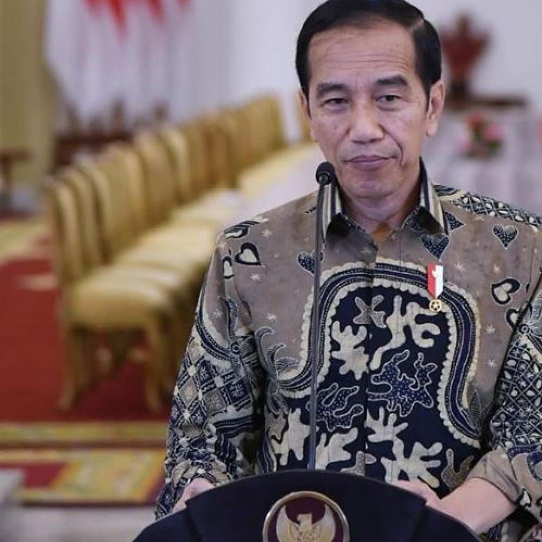 Akhirnya, Jokowi Umumkan Ibu Kota Baru