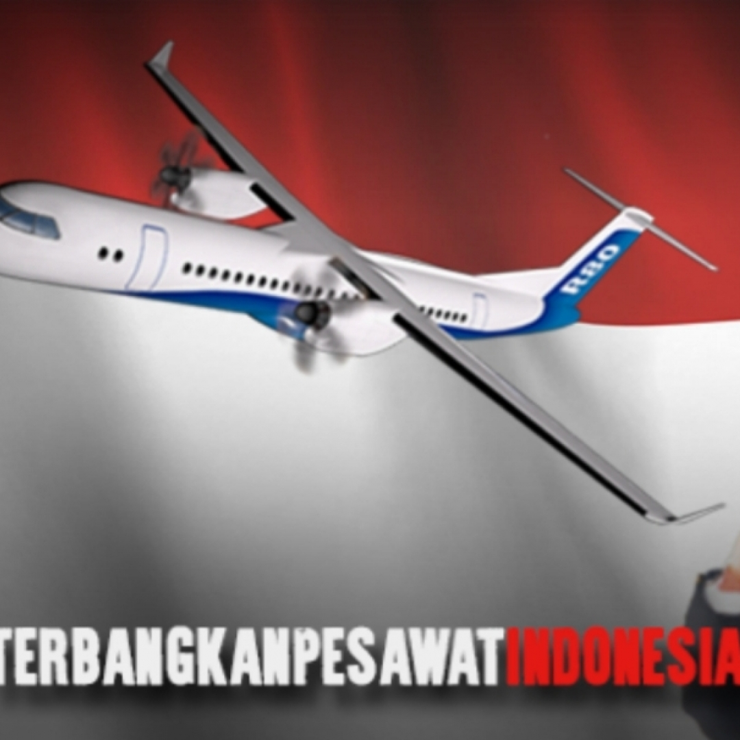 Impian Terakhir Habibie, Menerbangkan Pesawat R80