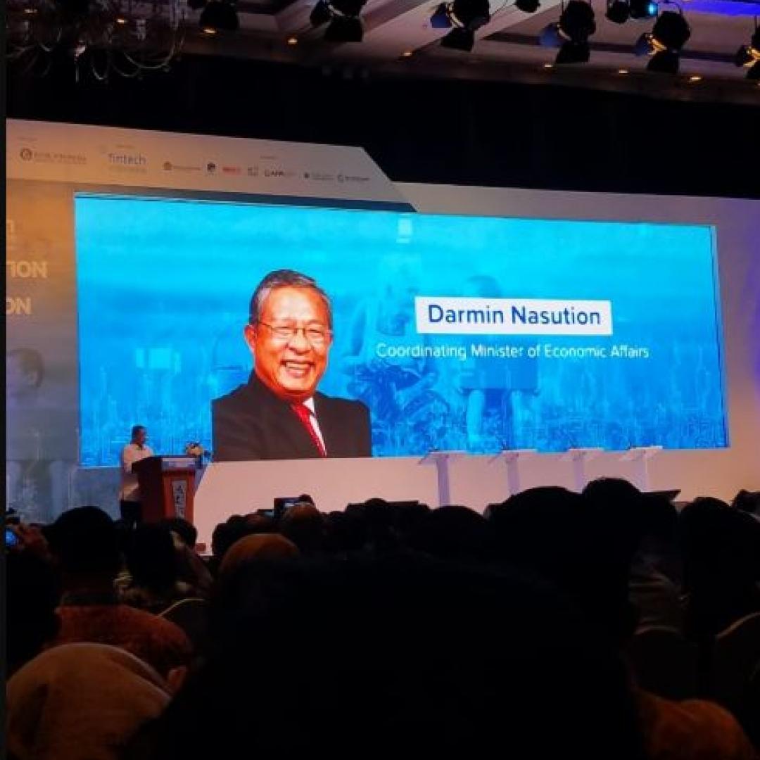 Indonesia Targetkan Ekonomi Inklusif dan Fintech Beriringan