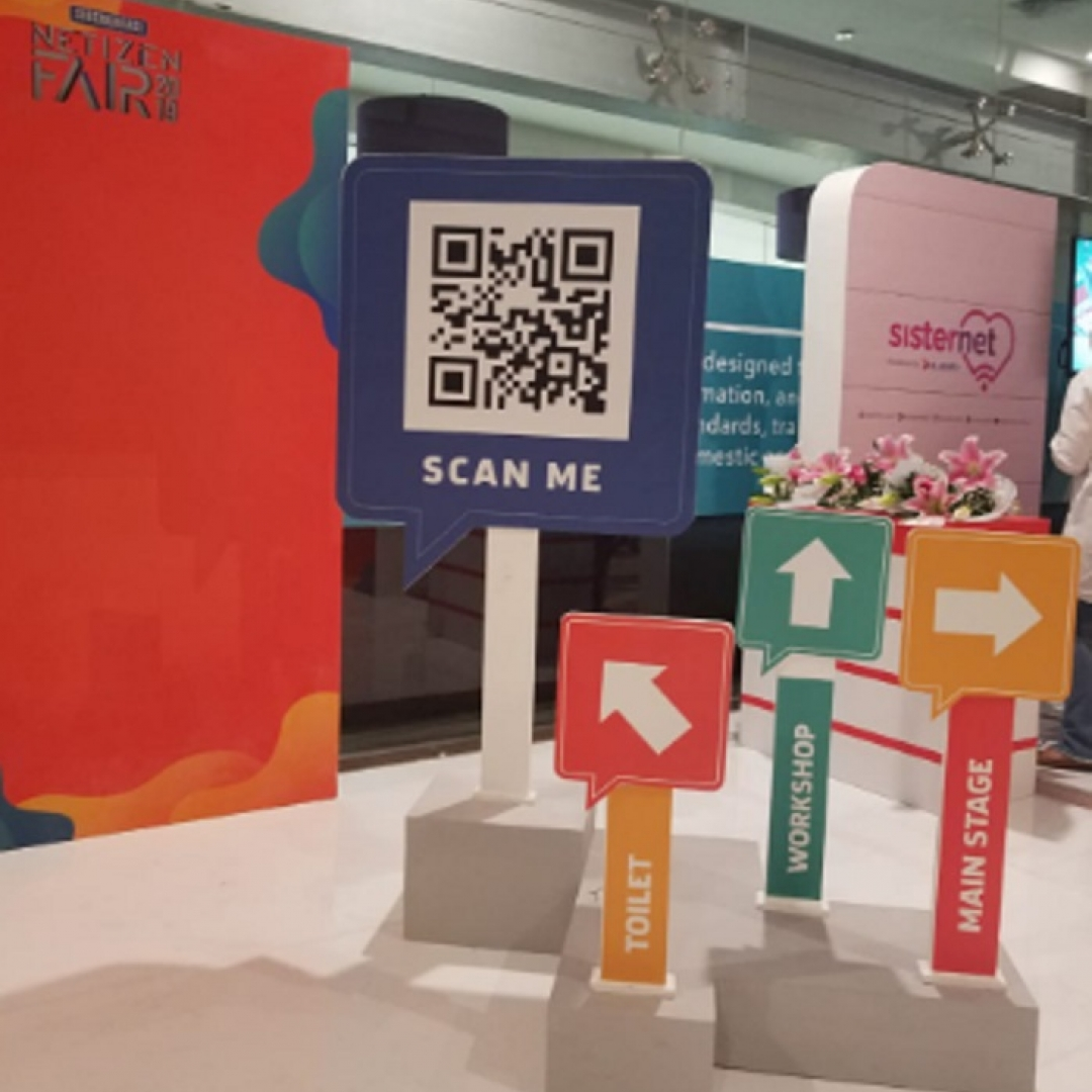 Netizen Fair 2019 Sukses Digelar