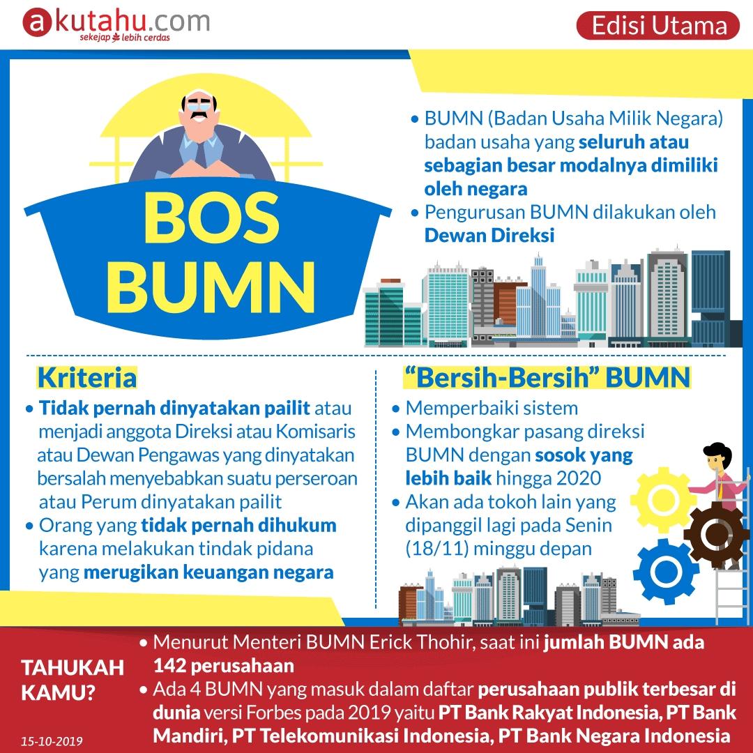 Bos BUMN
