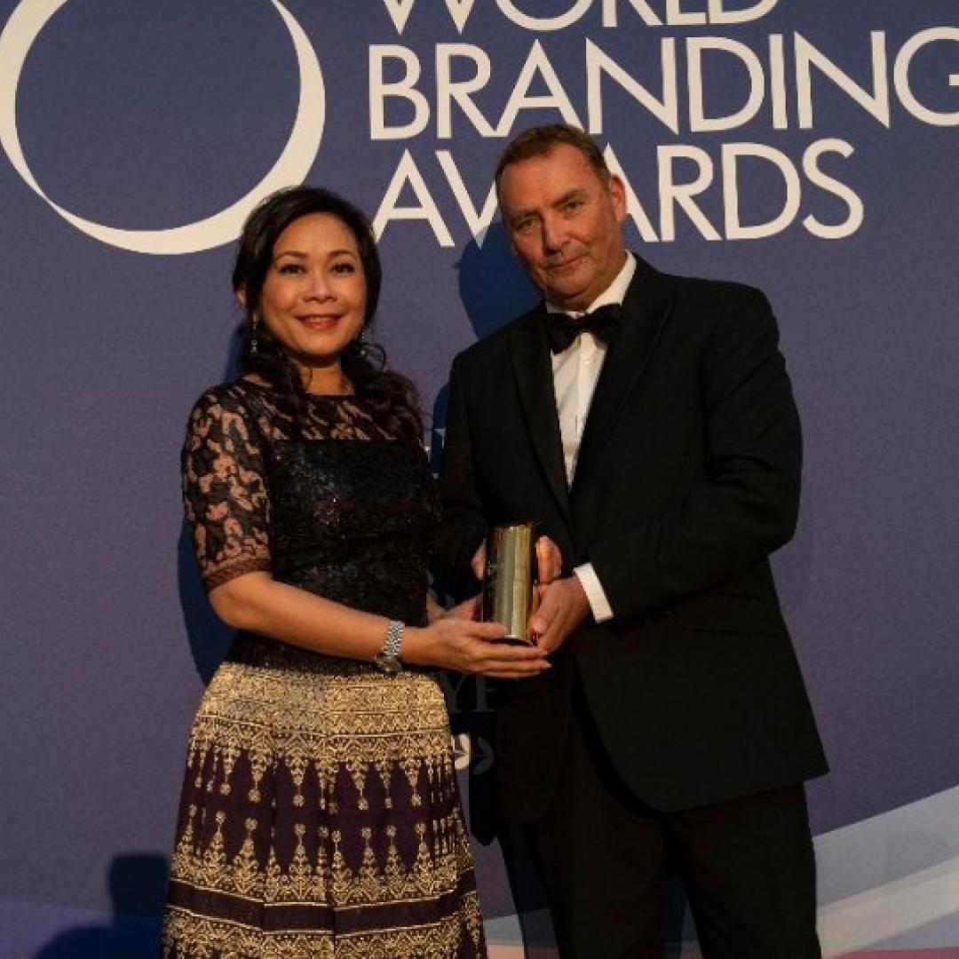 Bluebird Raih Brand of the Year 2010 di London
