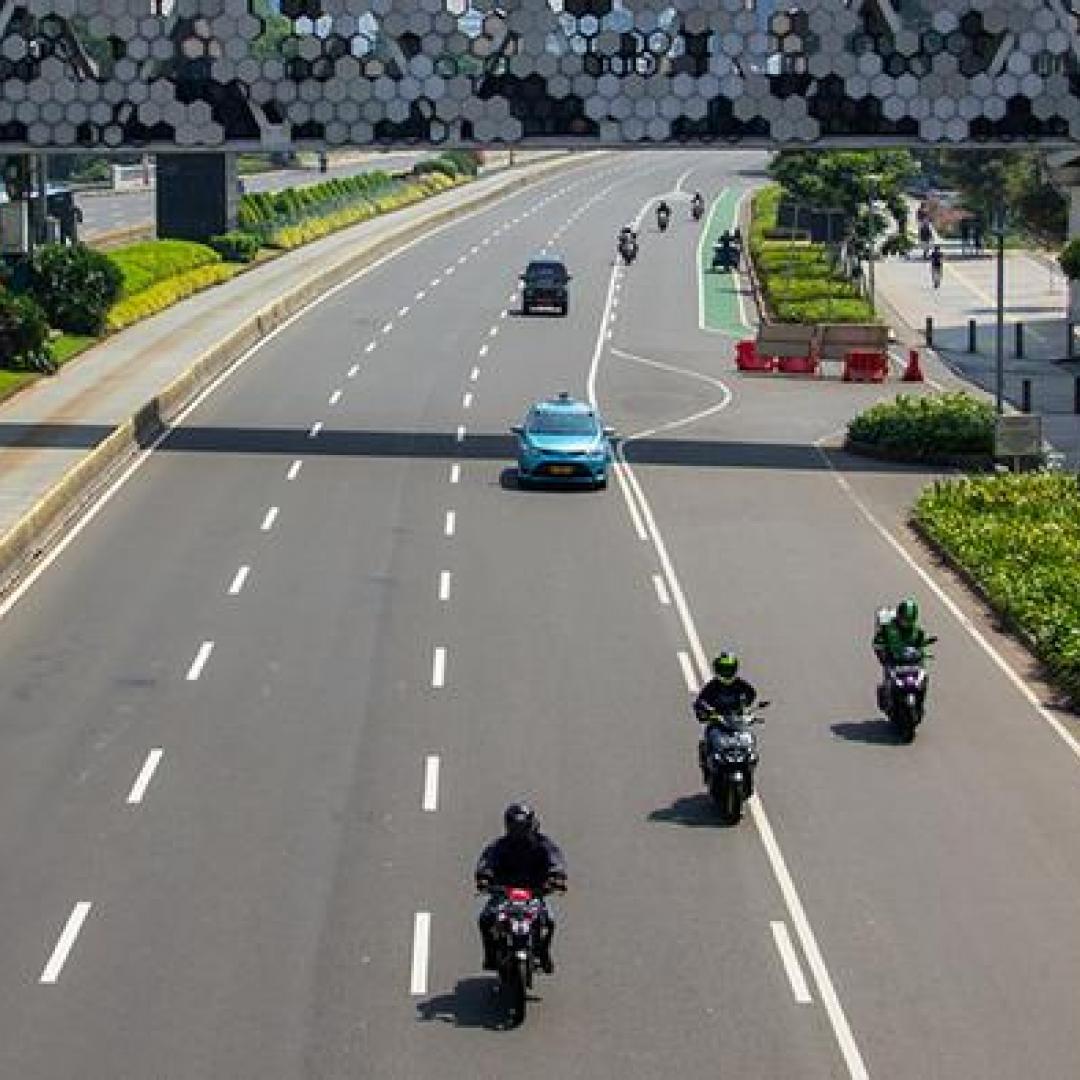 Pandemi Tak Kunjung Usai, Jakarta Berlakukan PSBB Jilid 2