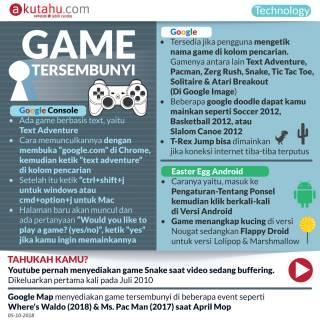 Game Tersembunyi