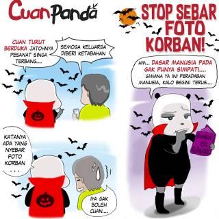 Stop Sebar Foto  Korban!