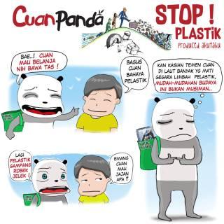 Stop Plastik!