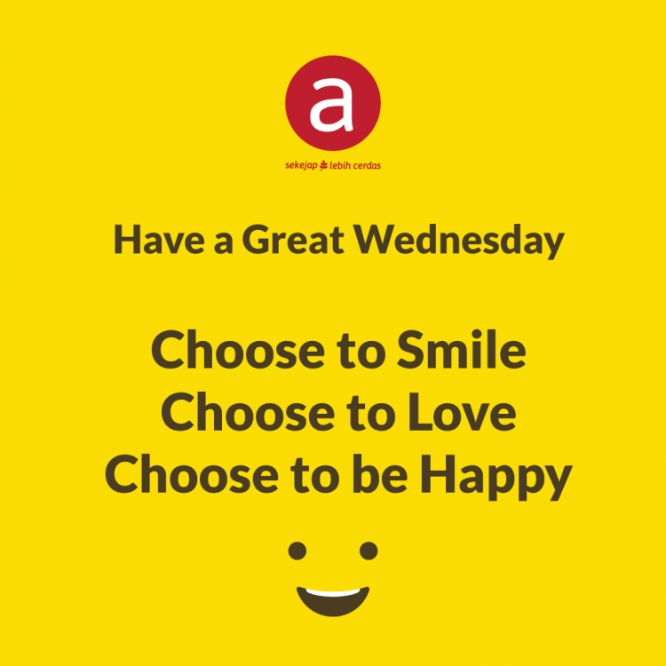 Have a Great Wednesday!