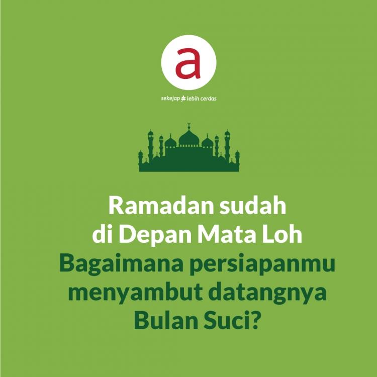 Ramadan Sebentar Lagi