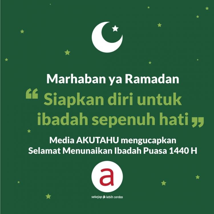 Marhaban ya Ramadan
