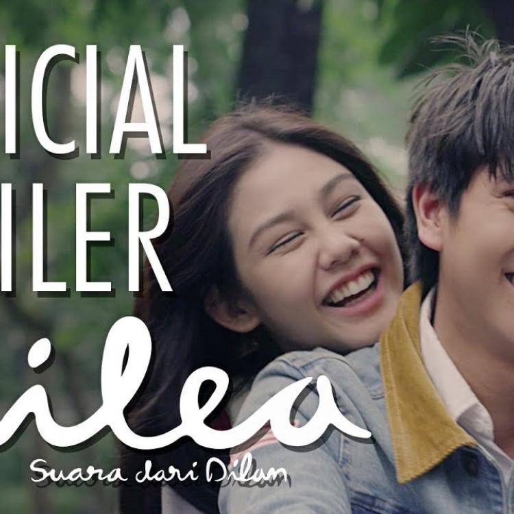 Trailer film Milea; suara dari dilan