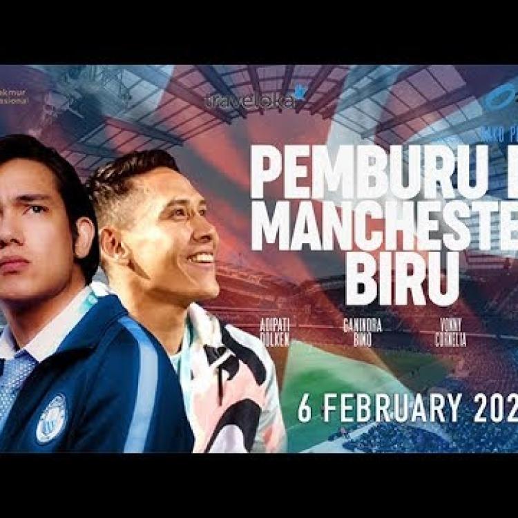 Trailer film Pemburu di Manchester Biru
