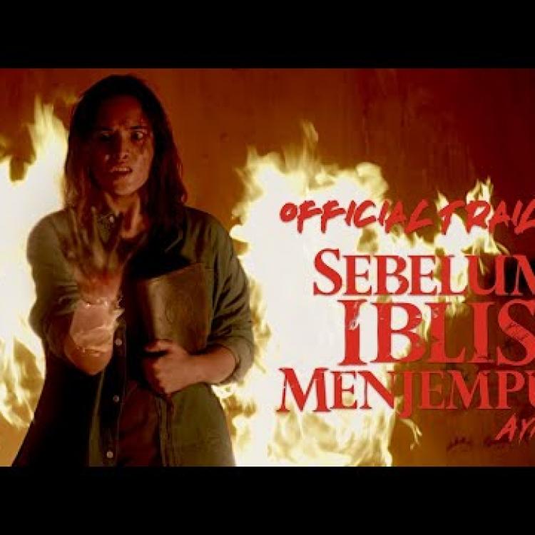 Trailer film Sebelum iblis menjemput ayat 2