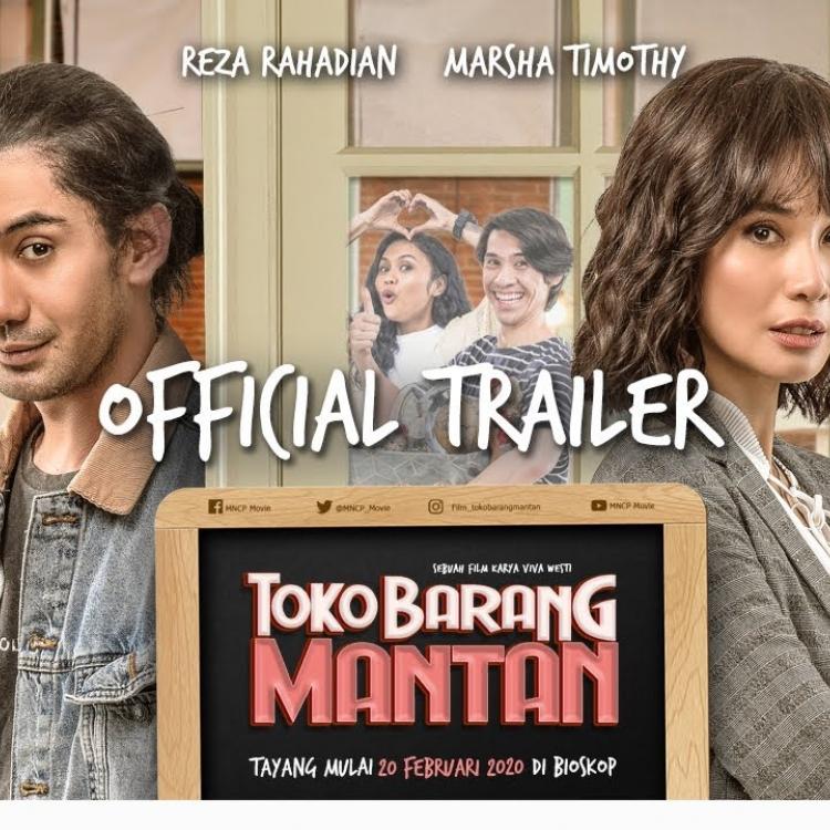 Trailer film Toko Mantan