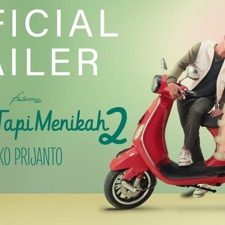 Trailer film Teman tapi Menikah 2