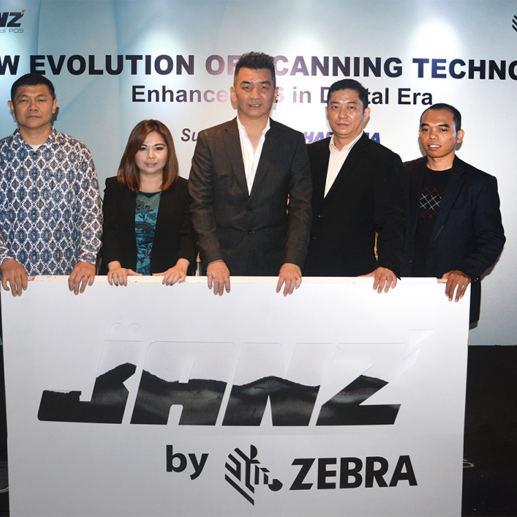 Gandeng Zebra Technologies, JANZ Hadirkan Teknologi POS Canggih untuk Sektor Bisnis Indonesia